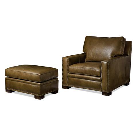 hancock and moore ottoman hancock and moore 5712 1 5712 o emilio chair and ottoman