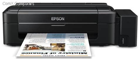 Printer Epson L300 Series specification sheet l300 printer epson l300 inkjet