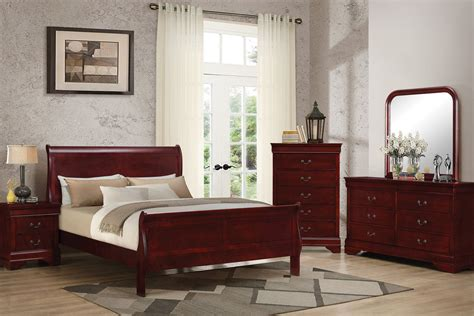 empire 5 piece queen bedroom set at gardner white