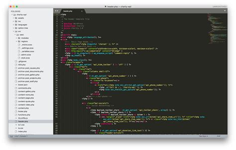 best php text editor 13 best code editors available in 2018 updated wplook