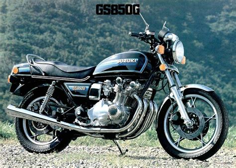 Suzuki Gs 850 Parts Suzuki Gs 850g