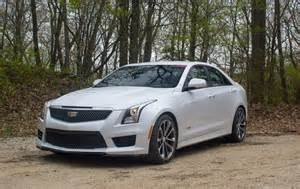 Ats V Cadillac 2016 Cadillac Ats V Sedan Ats V Coupe Review Gm Authority