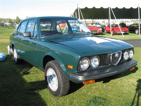 alfa romeo sedan 1978 alfa romeo sports sedan information and photos