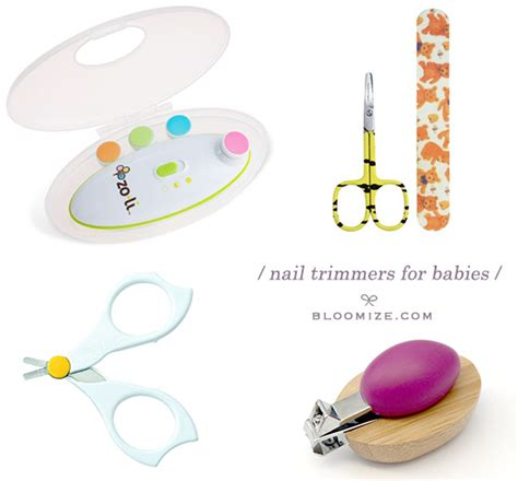 Pigeon Nail Scissors For Newborn baby nail clipper etc bloomize