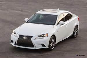 Lexus Is 300 F Sport 2016 Lexus Is200t And Is300 Awd Join Refreshed Range With