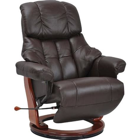 benchmaster recliners benchmaster 74381 003gp augusta brown flip up footrest