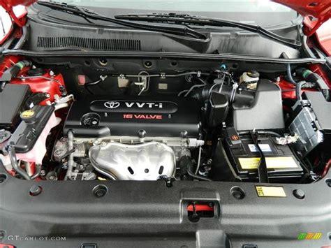 Toyota 4 Cylinder Engines 2008 Toyota Rav4 I4 2 4l Dohc 16v Vvt I 4 Cylinder Engine