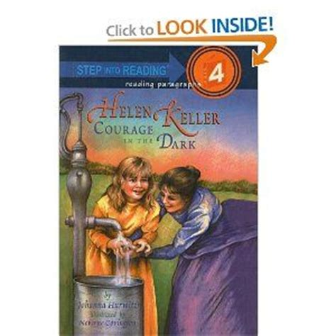 the two step the color of courage books 17 best images about helen keller unit study on