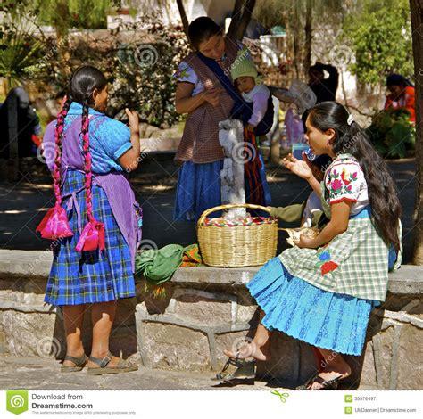 ladas en mexico zapotec editorial photography image of indigen