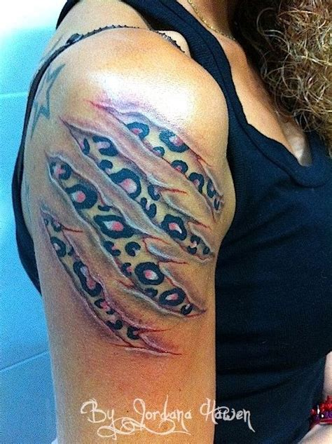 tiger print tattoo 25 best ideas about tiger print tattoos on