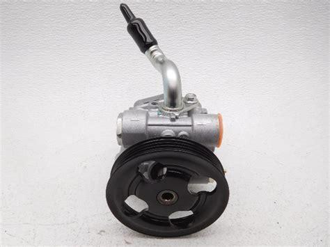 electric power steering 1995 mitsubishi montero interior lighting new old stock oem mitsubishi montero sport power steering pump mr418626 alpha automotive
