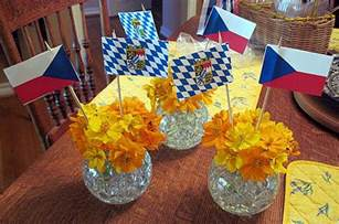 decorating for oktoberfest the domestic administrator