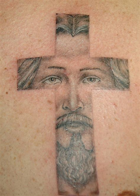 tattoo designs jesus cross awesome jesus cross tattoo design tattoos book 65 000
