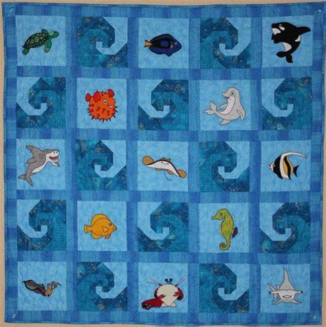 Animal Patchwork Quilt Patterns - animal applique pdf baby quilt pattern paper pieced