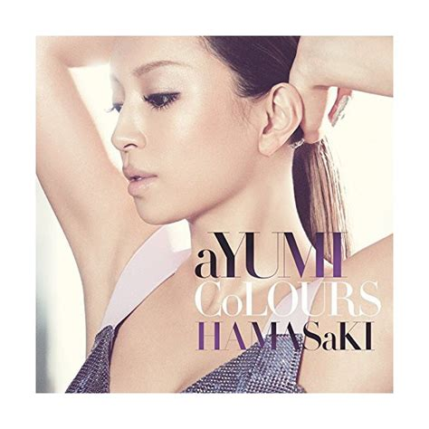 Hamasaki Ayumi Colours Cd Dvd by Cd Ayumi Hamasaki Colours Import From Japon