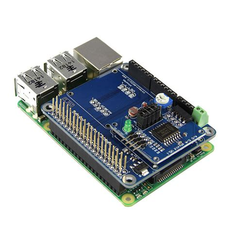 Arduino Expansion Shield For Raspberry Pi buy multi function sensor expansion board ad da shield module for raspberry pi b and