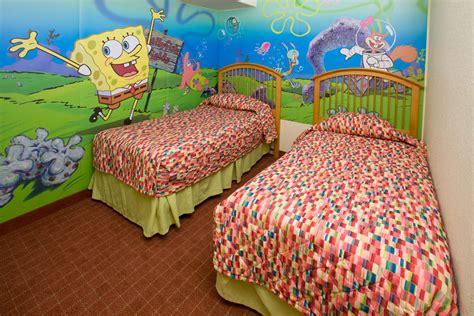 nickelodeon hotel rooms nickelodeon suites resort
