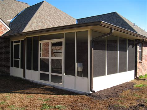 screen rooms liberty home improvement south lafayette