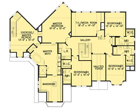 english manor house plans architectural designs