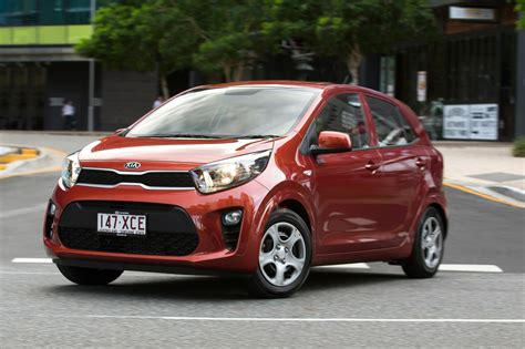 Kia Au News Kia Australia Launches All New 2017 Picanto S