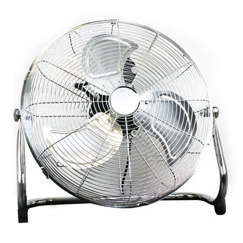large fans for gyms 18 chrome 3 speed free standing gym fan 163 34 99 oypla