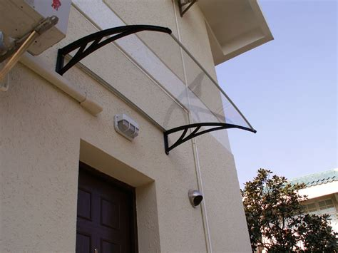 clear plastic awnings polycarbonate clear awning natural marble