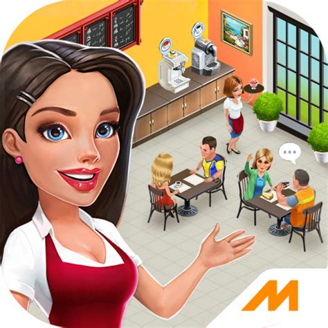 cafe hack apk my cafe recipes stories mod apk 2017 11 unlimited money obb