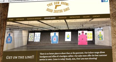 the gun room lebanon tn gun ranges 5 spots for firearms and pistol practice in tennessee