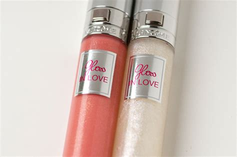Lancome Gloss In lancome lip glosses onestarrynight
