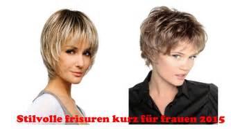moderne frisuren fur damen ab 50 stilvolle frisuren kurz f 252 r frauen 2015