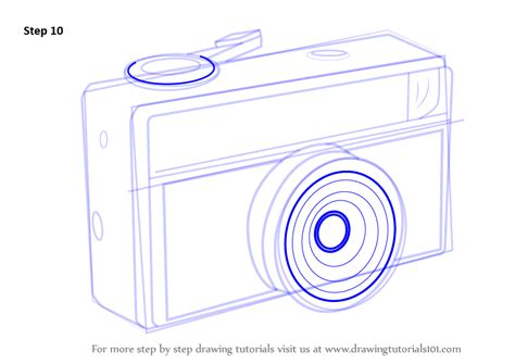 10 free video tutorials for learning sketch 1stwebdesigner learn how to draw a vintage camera everyday objects step