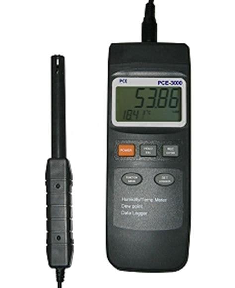 misuratore di umidit 224 relativa di grande precisione per