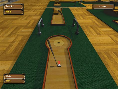 Gamis Gamis Gc 1 screenshots of mini golf club free play