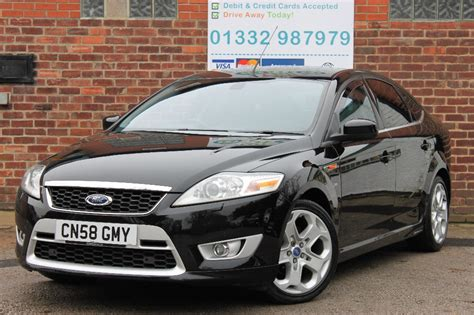 ford mondeo titanium x sport review ford mondeo 2 2 tdci titanium x sport 5 door hatchback for