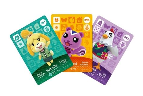 Animal Crossing Nfc Card Template by Animal Crossing Happy Home Designer Launching With Amiibo