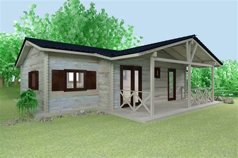 Wood House Plans by Wooden House 3d Elevation Cabin House Plans And Design