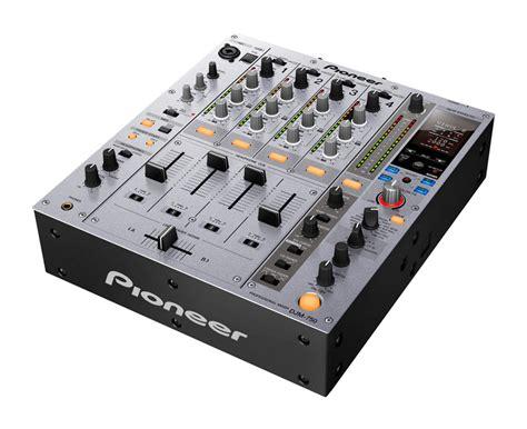 Mixer Audio Pioneer djm 750 4 channel performance digital dj mixer pioneer electronics usa