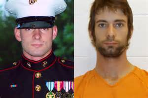 Marines Criminal Record Marine Who Killed American Sniper Chris Kyle Revealed In