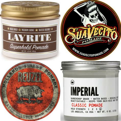 Pomade Lokal Premium Quality Deuce Pomade Medium best pomade for curly hair 2017 s hairstyles
