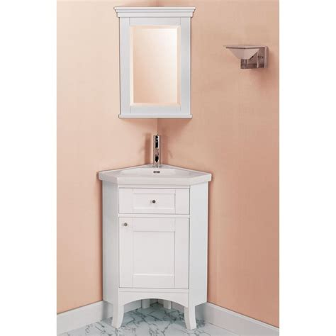Corner Cabinet Bathroom Vanity Best 25 Corner Bathroom Vanity Ideas Only On Pinterest Corner Sink Bathroom Bathroom Corner