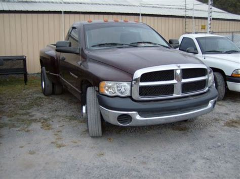 burgundy dodge buy used 2004 burgundy dodge ram 3500 in summerville