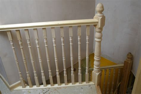 Spindles And Banisters by 034 Banister