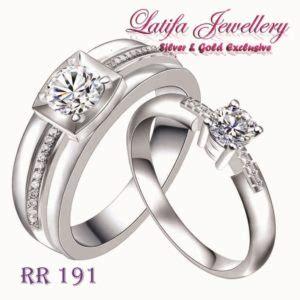 Cincin Emas Berlian 27 cincin tunangan jakarta model terbaru depok bandung bogor