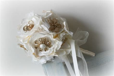 ready made bridal bouquets ready made brooch bouquet satin flower bouquet bridal
