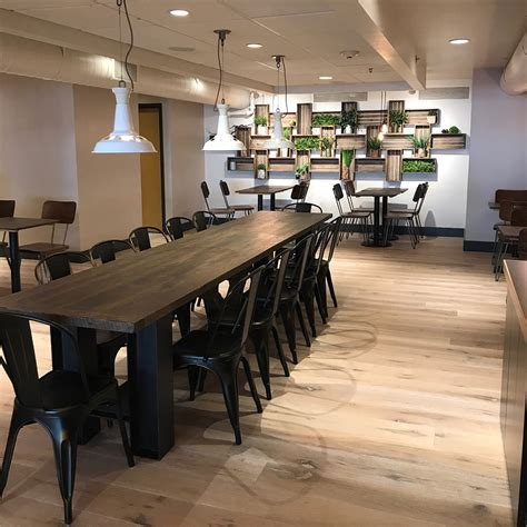 Grainmaker Is Now Open In Boston Boston Magazine Dining Rooms Boston