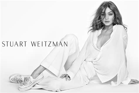 Stuart Weitzman Announces The Release Of A New Womens Shoe Called The Bucklepump by The Stuart Weitzman 2017 Advertising Caign