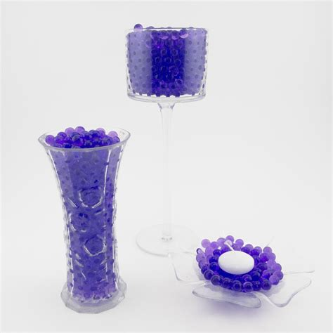 Deco Water Pearl Ball Bead Jelly Gel Party Event Wedding Water Pearl Centerpieces