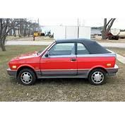 One Of 72 1990 Yugo Cabrio