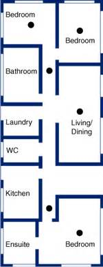 where to place smoke detector in bedroom installing smoke alarms