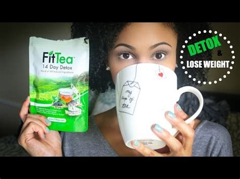 Best Detox Drink Fittea by Does Fittea Work Lose Weight Tips